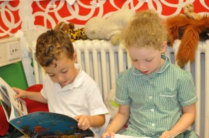 English at Goldsworth Primary School